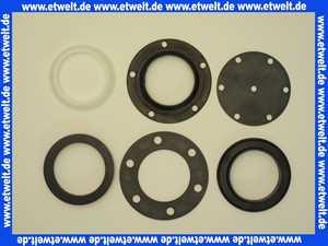 8600750 Wolf Ersatzdichtungen Set für Handloch deckel Revisionsdeckel