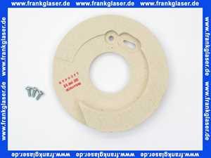 8602258 Wolf Isolierung Brennkammeroberteil GB-20 ab 17/01