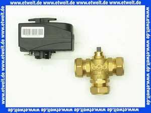 9146799 Wolf 3-Wegeumschaltventil und Stellmotor