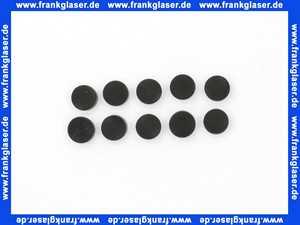 Gummipuffer Dichtung Gummidichtung zu Schwimmerventil 10 Stück
