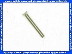 0281540 Würth Senkkopfschraube SHR - SEKPF- DIN965-A2 - H2 - M5 x 40