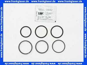 Z200219 KWC O-Ring Dichtung Satz Dichtungssatz für Domo Hebelmischer