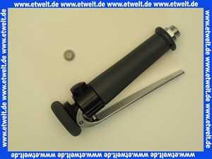 Z506043145 KWC Geschirrbrause Spülbrause für Gastroarmatur Großküchenarmatur Systema Modell 2003 ohne Schlauch mit Absperrung