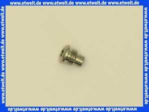 Z60002500 KWC Innensechskantschraube 6-Kantschraube 6-Kant Schraube mit Innensechskant Schraube M 6x0.75 SW 3