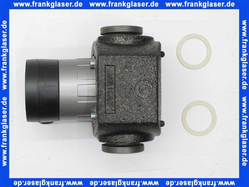 AX13 Biral Hocheffizienzpumpe R 2 Zoll Baulänge 170 mm ...