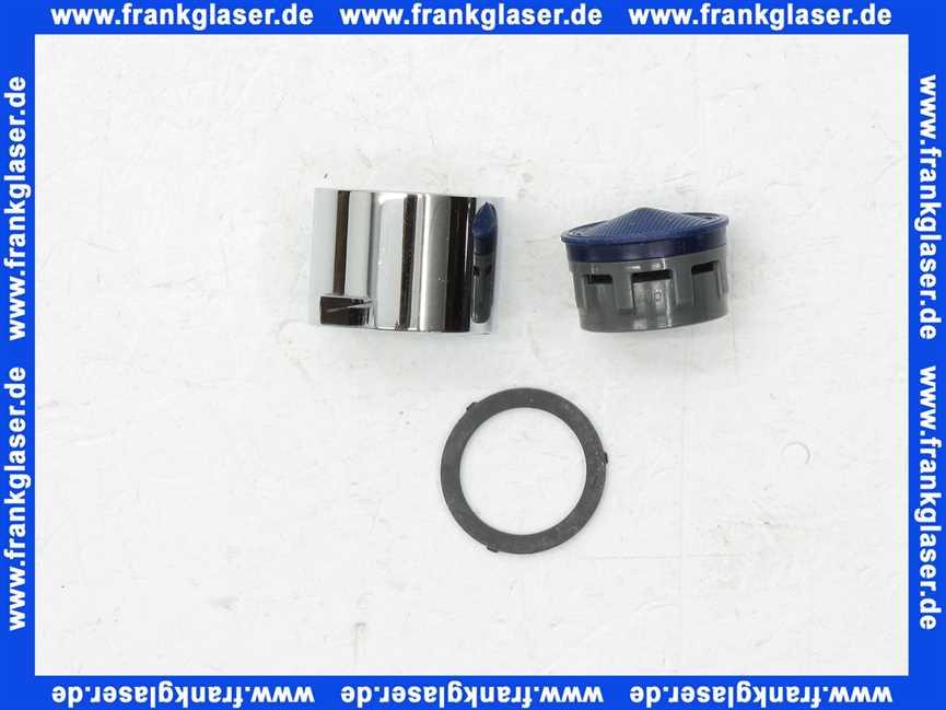 116488 Blanco Strahlregler Set HD Chrom BL