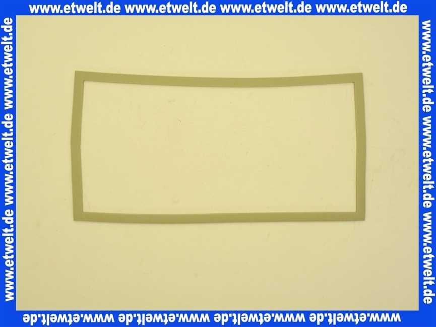 BRÖTJE Dichtung Sammelschale WGB28//38-609487