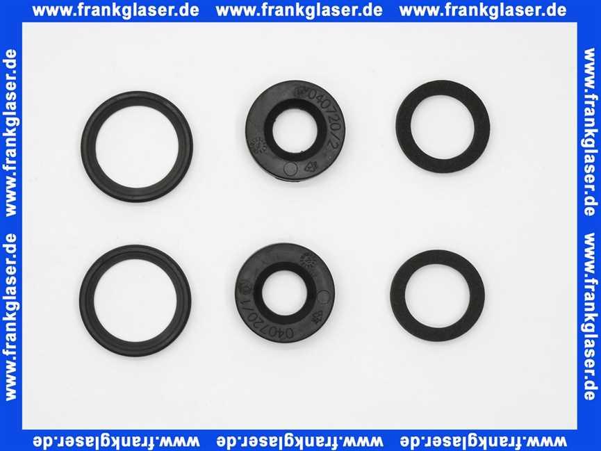 7099628 buderus dichtungsatz siphon sicherheitsv. Black Bedroom Furniture Sets. Home Design Ideas