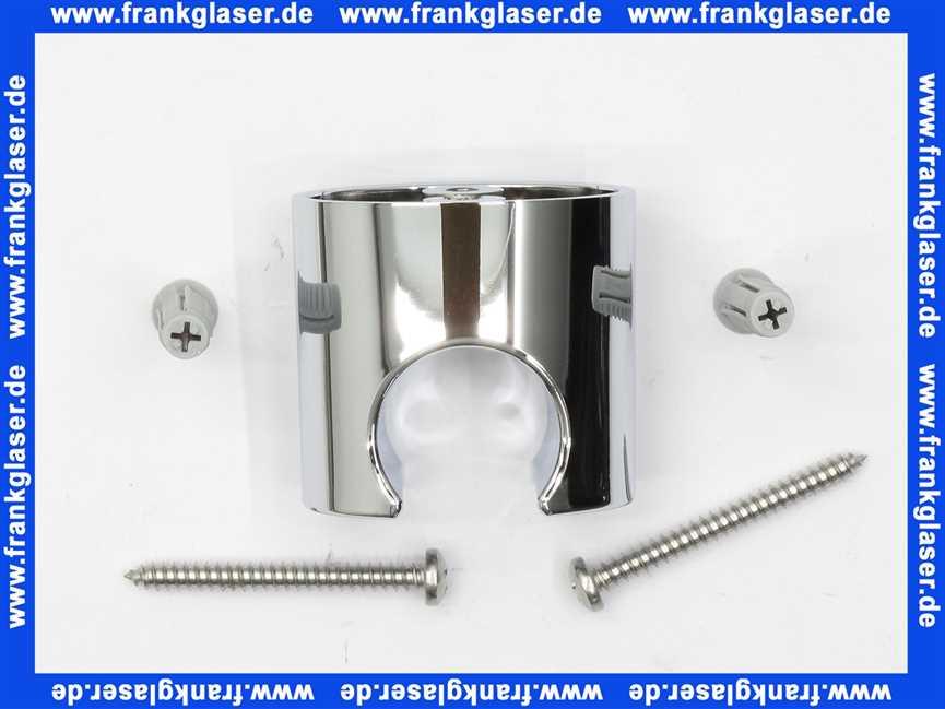 625950524 Concept Gleiter für Wandstangen Brausehalter verchromt