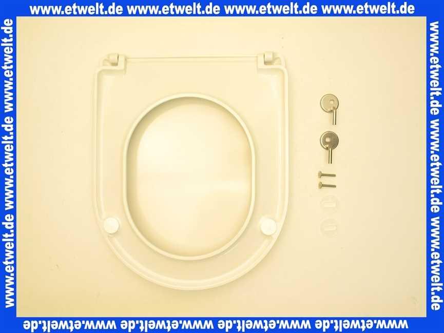 0066910000 duravit wc sitz starck 2 happy d weiss mit. Black Bedroom Furniture Sets. Home Design Ideas