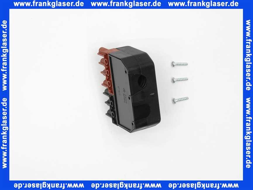 13009670 Elco Wieland Steckerteil 7-polig universell
