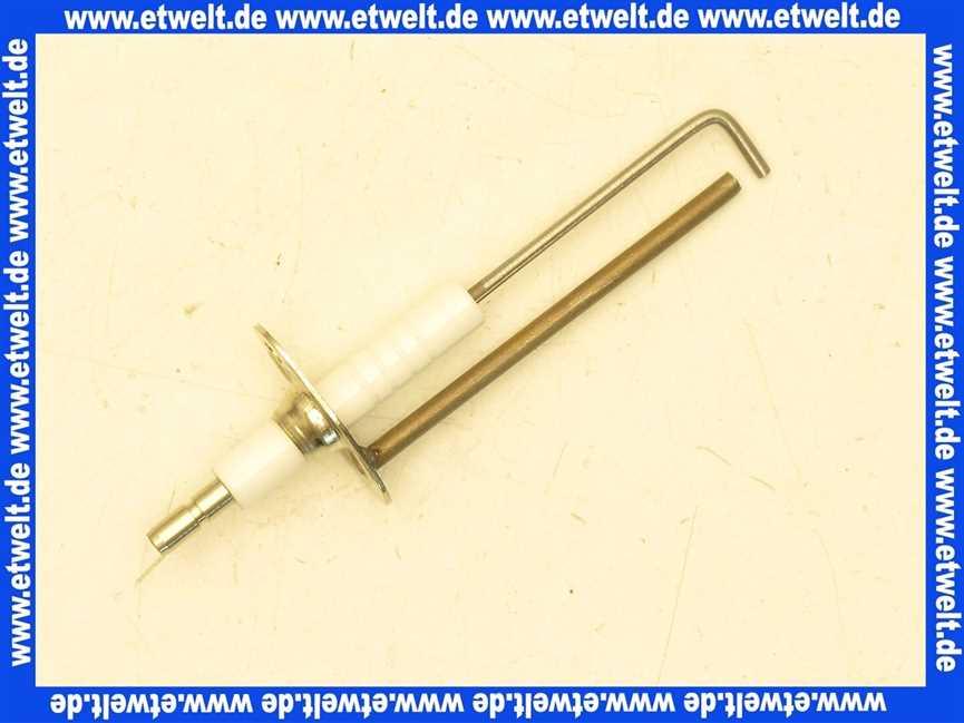 Elco Isolierung Brennerplatte 4968416786