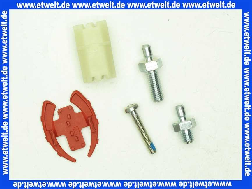 16000500 ESBE Anbausatz ARA 803 für ESBE Mischer Serie  VRG MG VRB,G