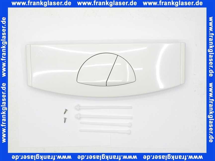 332001 Friatec Wc Betatigungsplatte Friabloc Modell F 200 2 Menge