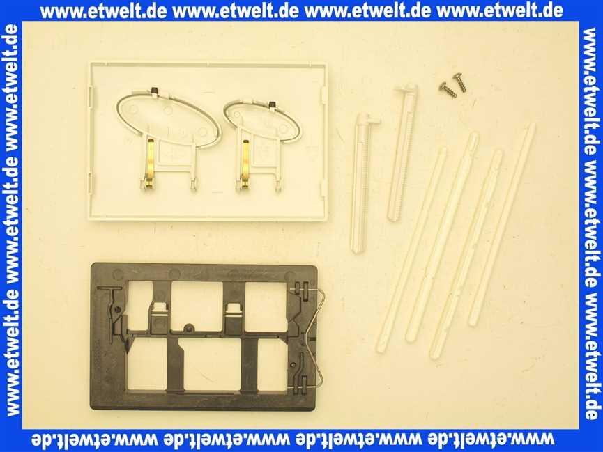 geberit abdeckplatte kappa20 weiss dr ckerplatte bet tigungsplatte f r bet tigung von oben oder. Black Bedroom Furniture Sets. Home Design Ideas