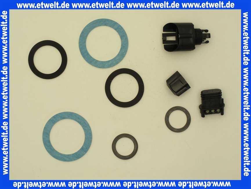 595562 grundfos zubeh r kit stecker und dichtungen. Black Bedroom Furniture Sets. Home Design Ideas