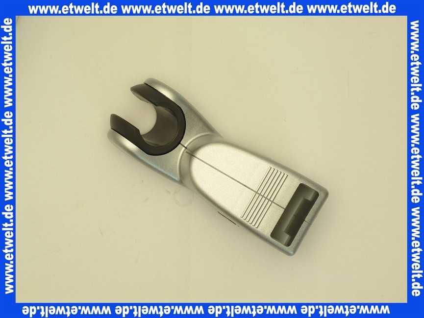 Hg 96170 Hansgrohe Schieber Fur Wandstange Unica E Verchromt