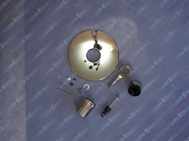 08629175 hansa fertigmonategeset serie mix f r unterputz thermostat armatur verchromt. Black Bedroom Furniture Sets. Home Design Ideas