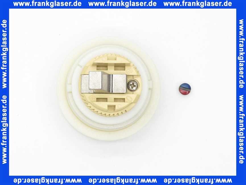 59904601 Hansa Hebelmischerkartusche 4015474165632