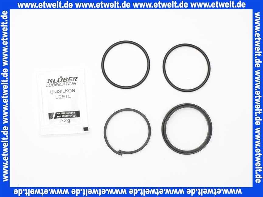 A963553nu A 963553 Nu Ideal Standard Dichtungssatz Fur