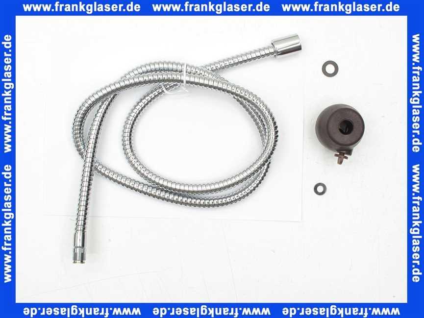 A960907NU Ideal Standard Metallschlauch Brauseschlauch M15 X 1 X ...
