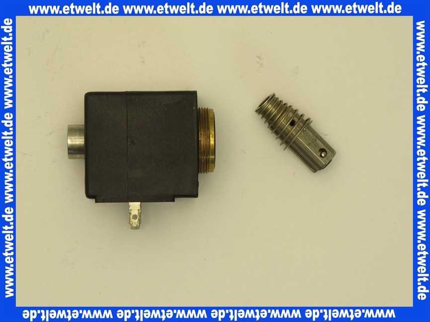 7100164 junkers magnetspule f r dreiwegeventil u104wk wkg. Black Bedroom Furniture Sets. Home Design Ideas