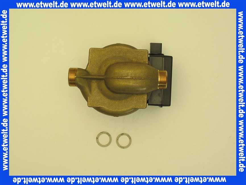 Bosch Junkers Pumpe 87172044490 Art