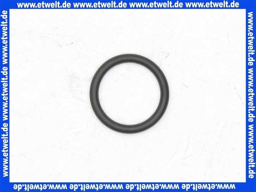 Dichtring O-Ring 4 x 2 mm NBR 70 Menge 50 Stück