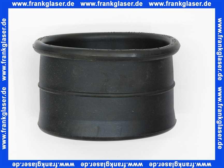 Rollfix-Verbinder für Abwasserrohr DN 50