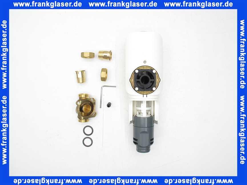 Turbo RDH25 Cosmoclear Rückspülfilter CLEAR RD CONEL 1 Zoll mit SC79