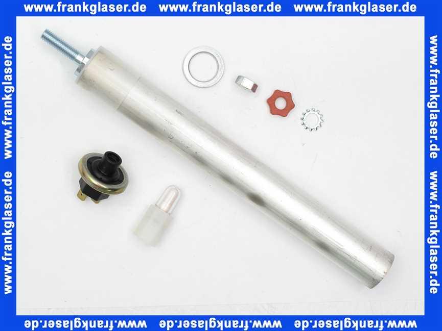 143796 stiebel eltron signalanode m8 225 komplett mit druckschalter. Black Bedroom Furniture Sets. Home Design Ideas