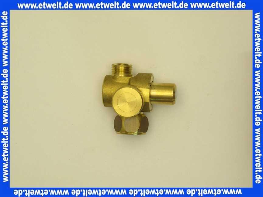 stiebel eltron 149993 installationsdruck waechter pc ventil 4017211499932. Black Bedroom Furniture Sets. Home Design Ideas