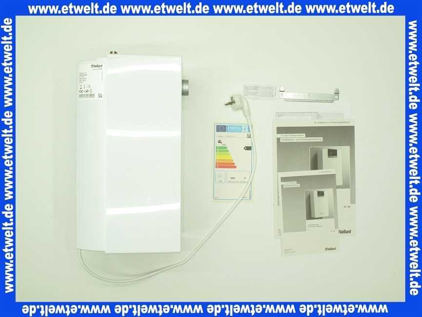 0010021140 vaillant elektro 5 liter untertischger t elostor ven 5 7 5 u plus niederdruck. Black Bedroom Furniture Sets. Home Design Ideas