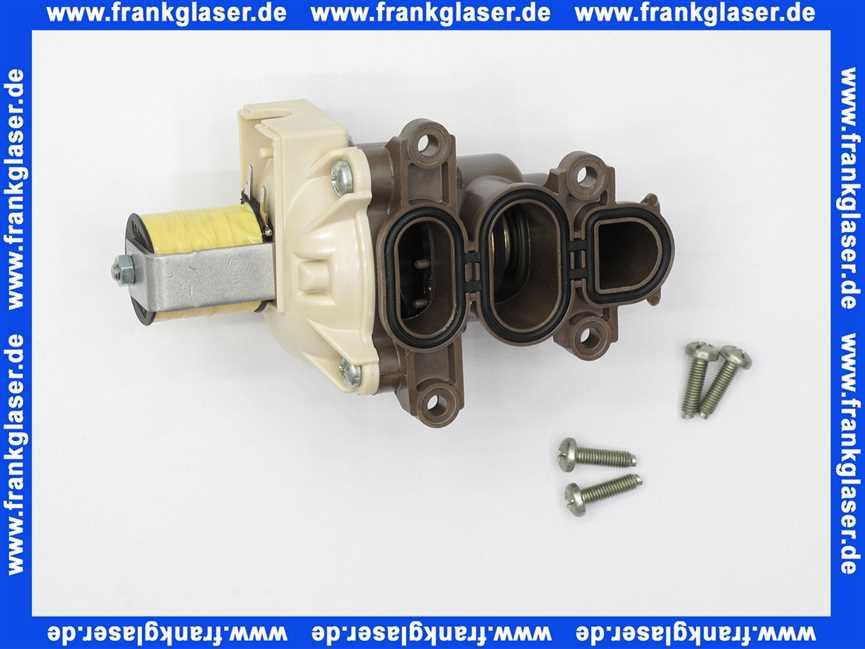 VC 64-256 Vaillant 014631 Vorrangumschaltventil VCW 194-256 mit Speicher