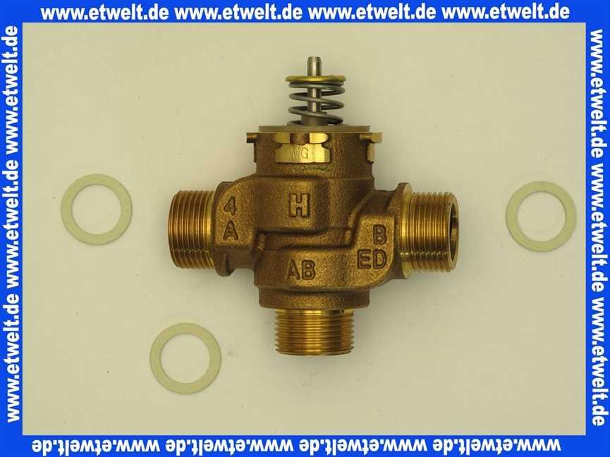 Vaillant Motor 255025 Antrieb zu Dreiwegeventil