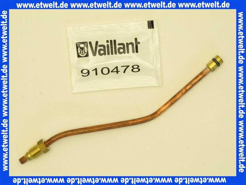 Vaillant 088959 Steuerleitung