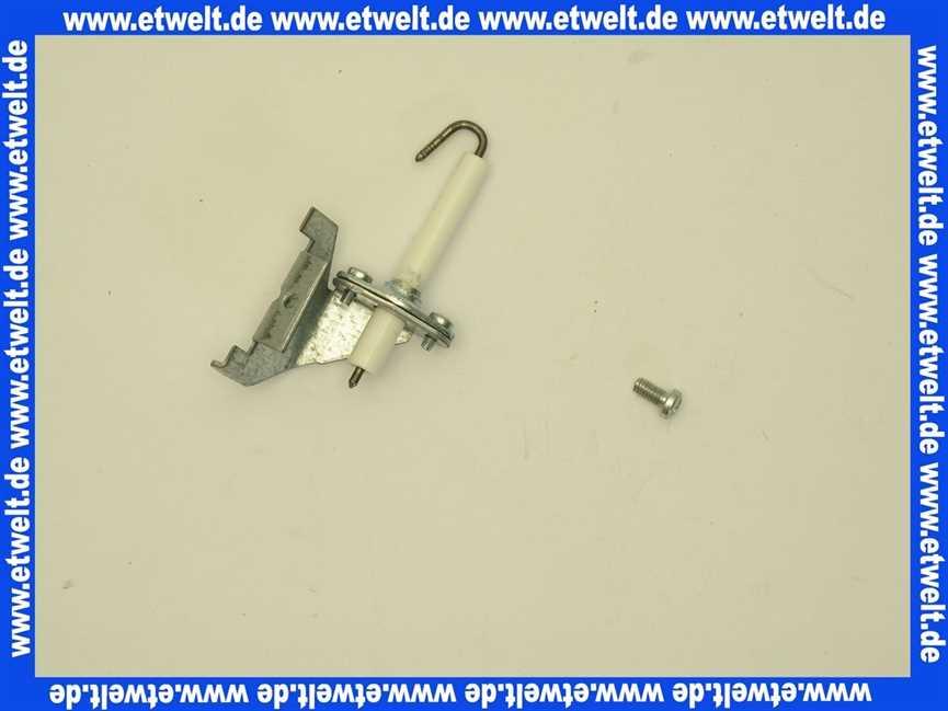 090649 Vaillant überwachungselektrode Vc 110 242 Vcw 180 242