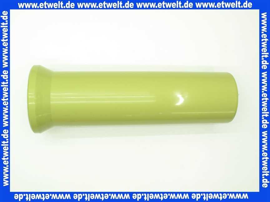 133955 Viega Kunststoff Wc Anschlussstutzen 110 X 400 Moosgrun