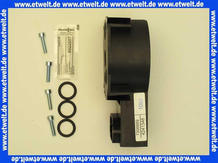 3//2-Wege Ventil Viessmann 7819877