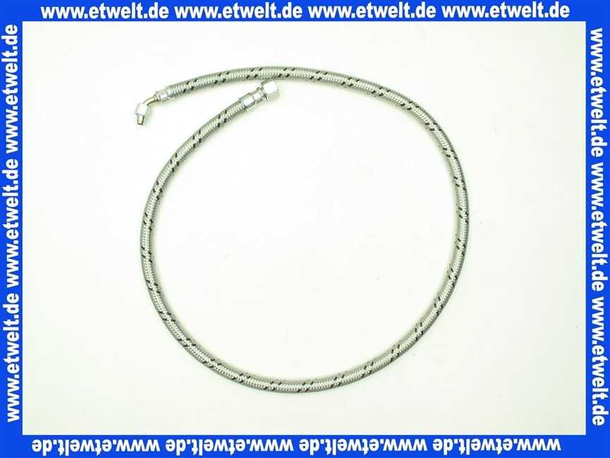 Weishaupt 491 128 Ölschlauch DN8 Rohrbogen x DN10 1200 mm 491 128