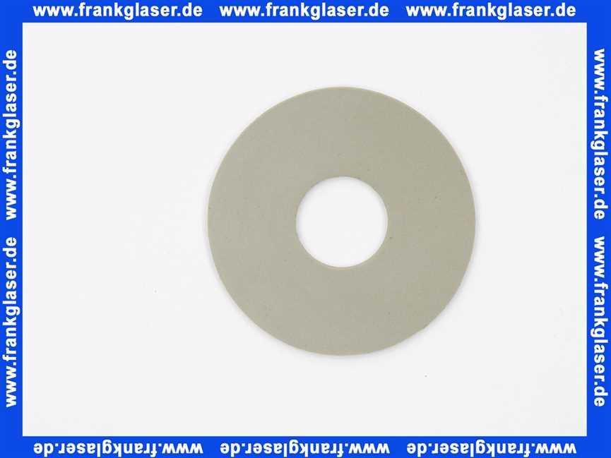 2 Dichtungen 23mm Gummi Membrane Füllventile Schwimmerventil Wisa ABU Grohe-Dal