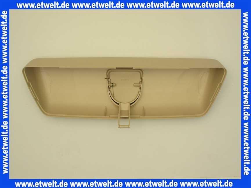 8050410803 wisa deckel f r sp lkasten mit bedientaste beige sp lk sten wasserkasten toilette. Black Bedroom Furniture Sets. Home Design Ideas