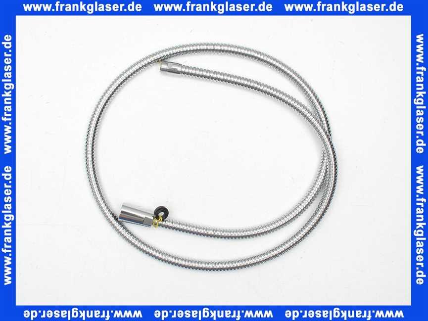 kwc brauseschlauch 3 8 zoll armaturenanschlu x 1 2 zoll brauseanschlu x. Black Bedroom Furniture Sets. Home Design Ideas